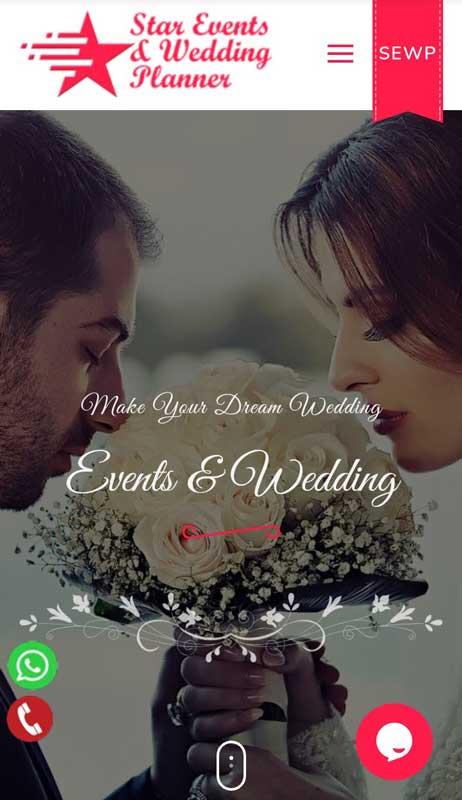 Star Events & Wedding Planner